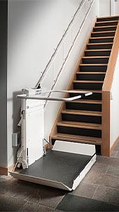 platform tipi merdiven asansörü