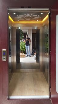 villa asansörü