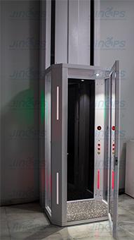 dubleks daire için ev içi asansör